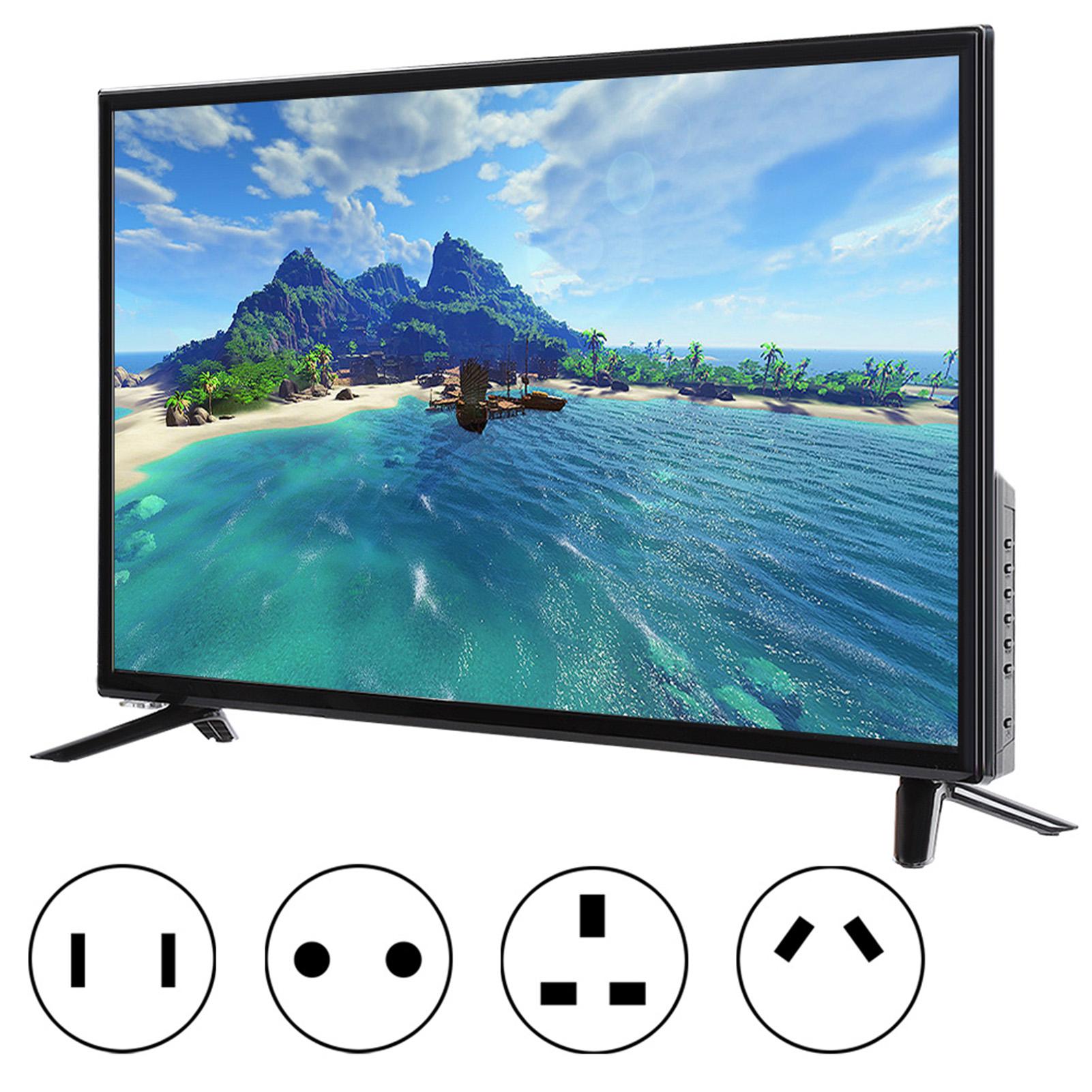 43inch-4K-WiFi-Network-HD-Smart-LCD-TV-HDR-Flat-Screen-Television-HDMI-USB-60HZ miniature 44