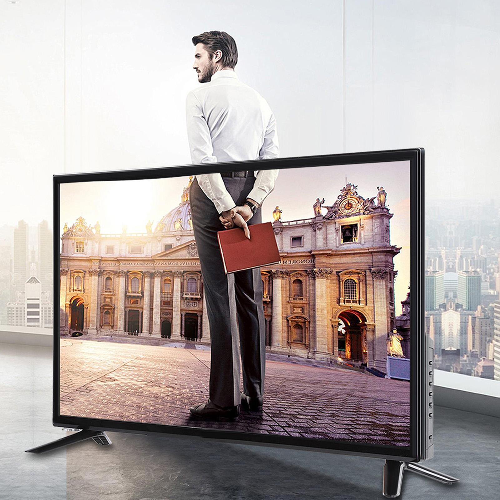 43inch-4K-WiFi-Network-HD-Smart-LCD-TV-HDR-Flat-Screen-Television-HDMI-USB-60HZ miniature 43