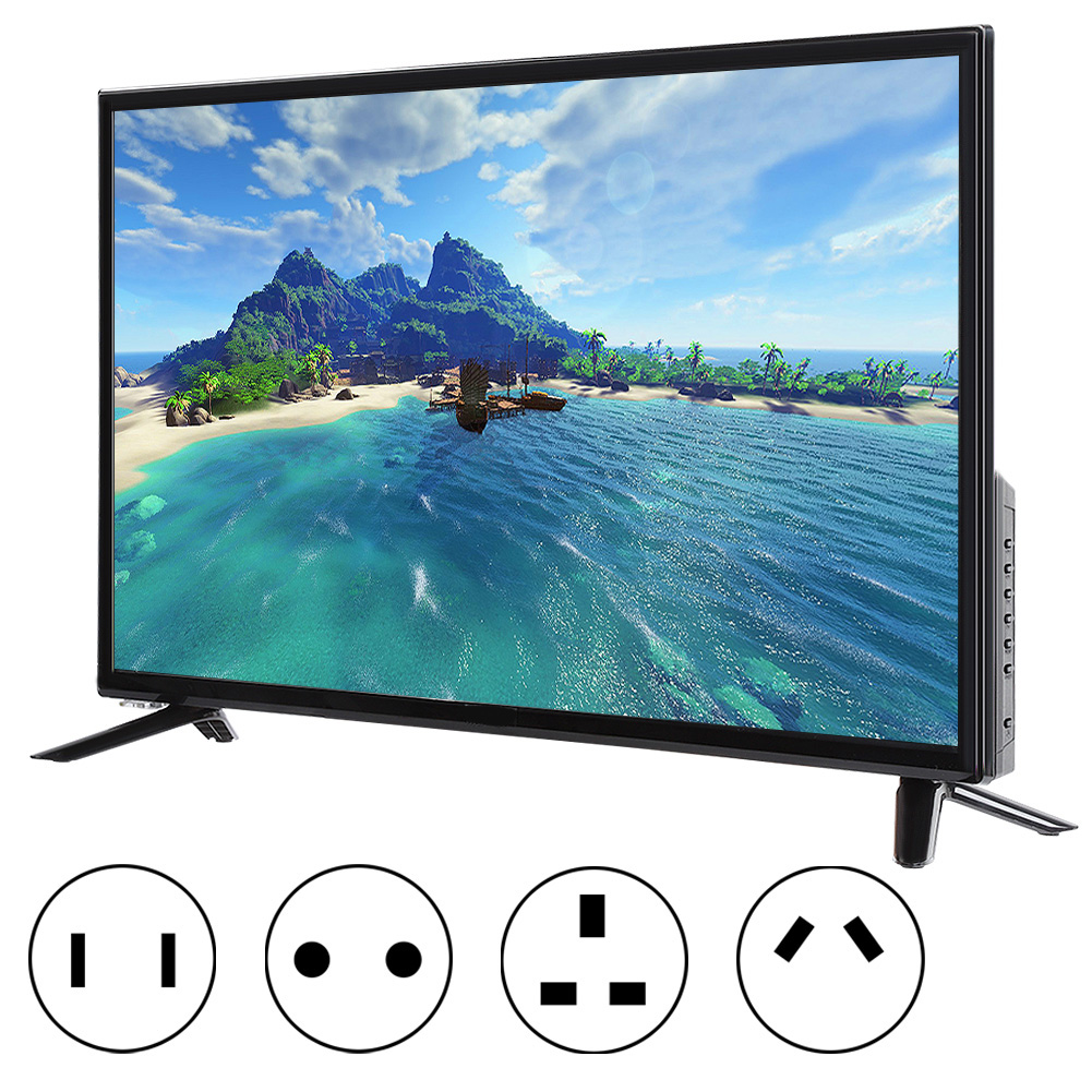 32-034-43-034-55-034-4K-HD-SMART-LED-TV-WiFi-pantalla-curvada-Ethernet-television-Android miniatura 25