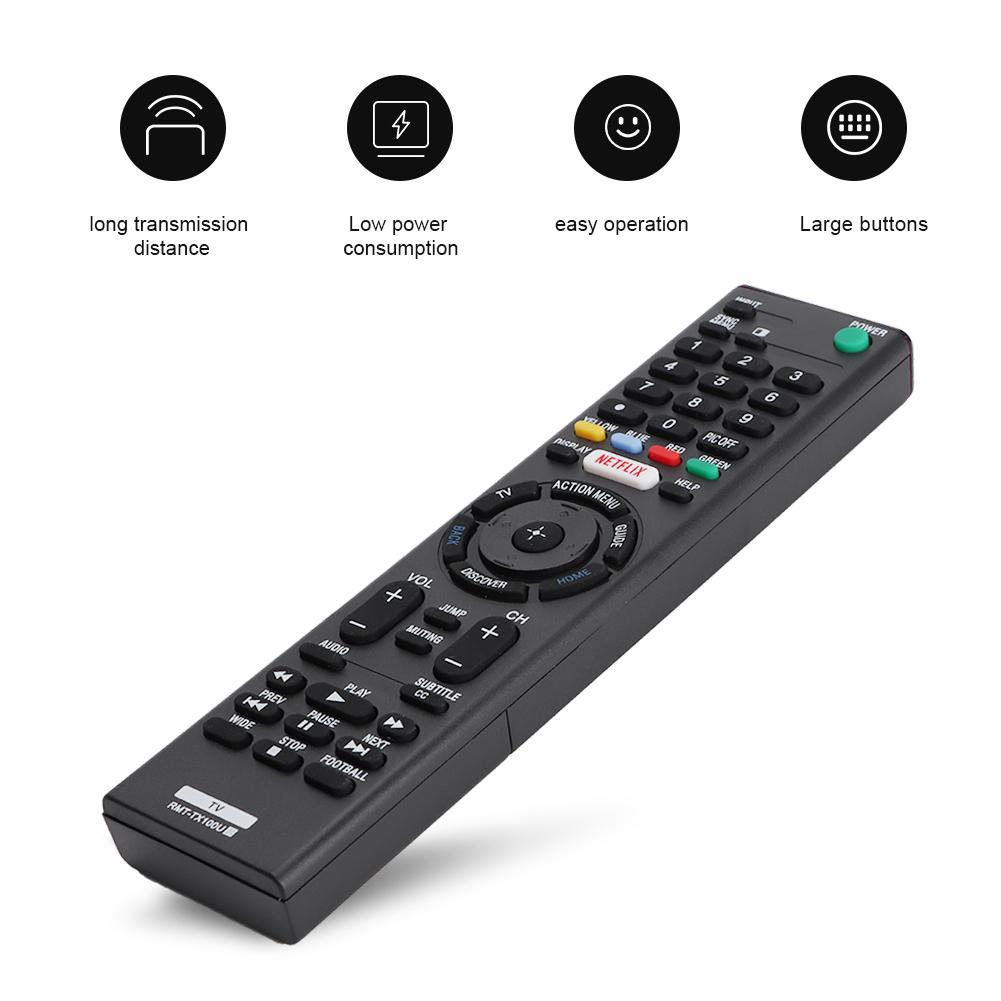 Indexbild 107 - Universal TV Remote Control for Sony Sharp Philips TCL Toshiba Hisense Hitachi