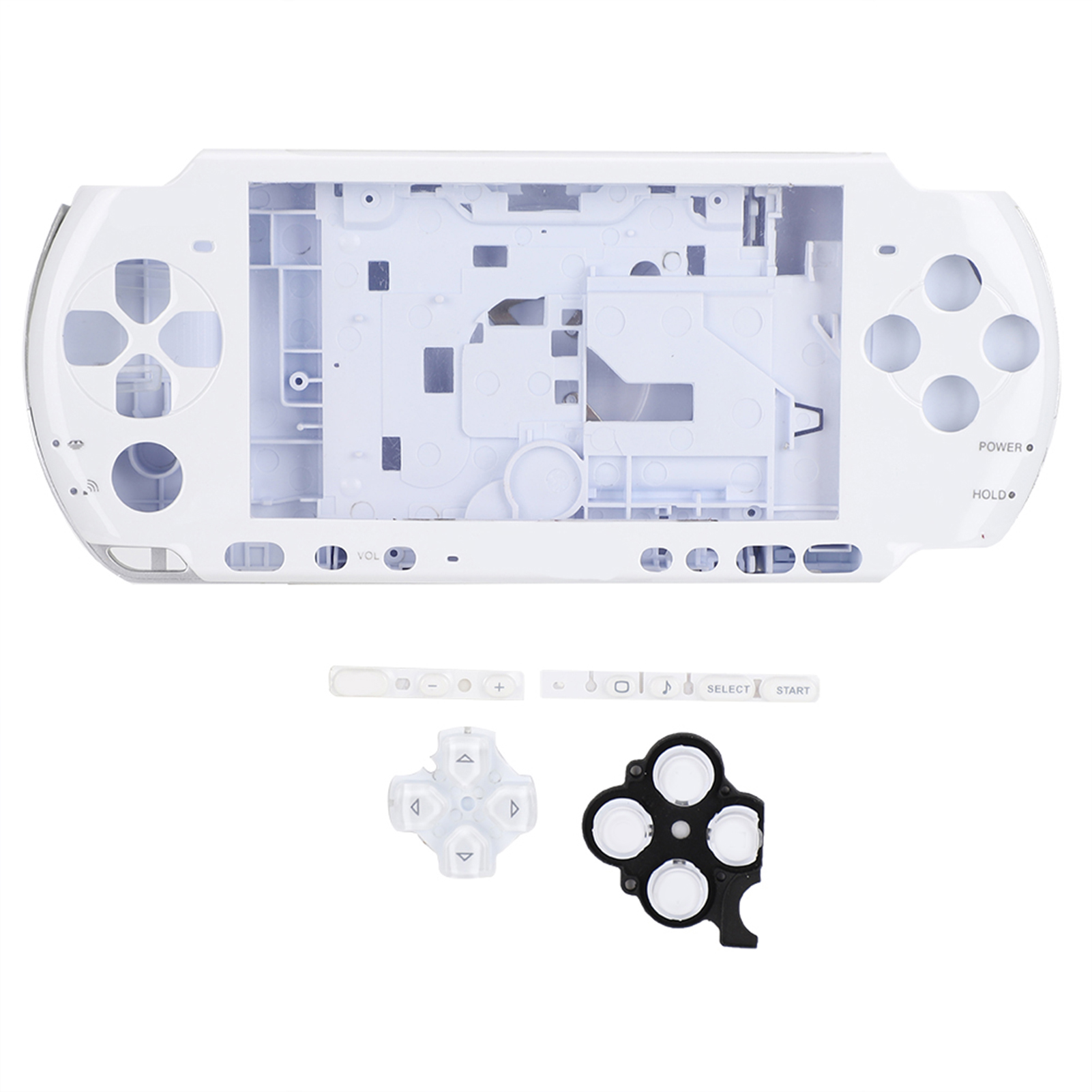 Housing-Shell-Faceplate-Case-Cover-Replace-For-PS-P-1000-2000-3000-Game-Console miniature 45