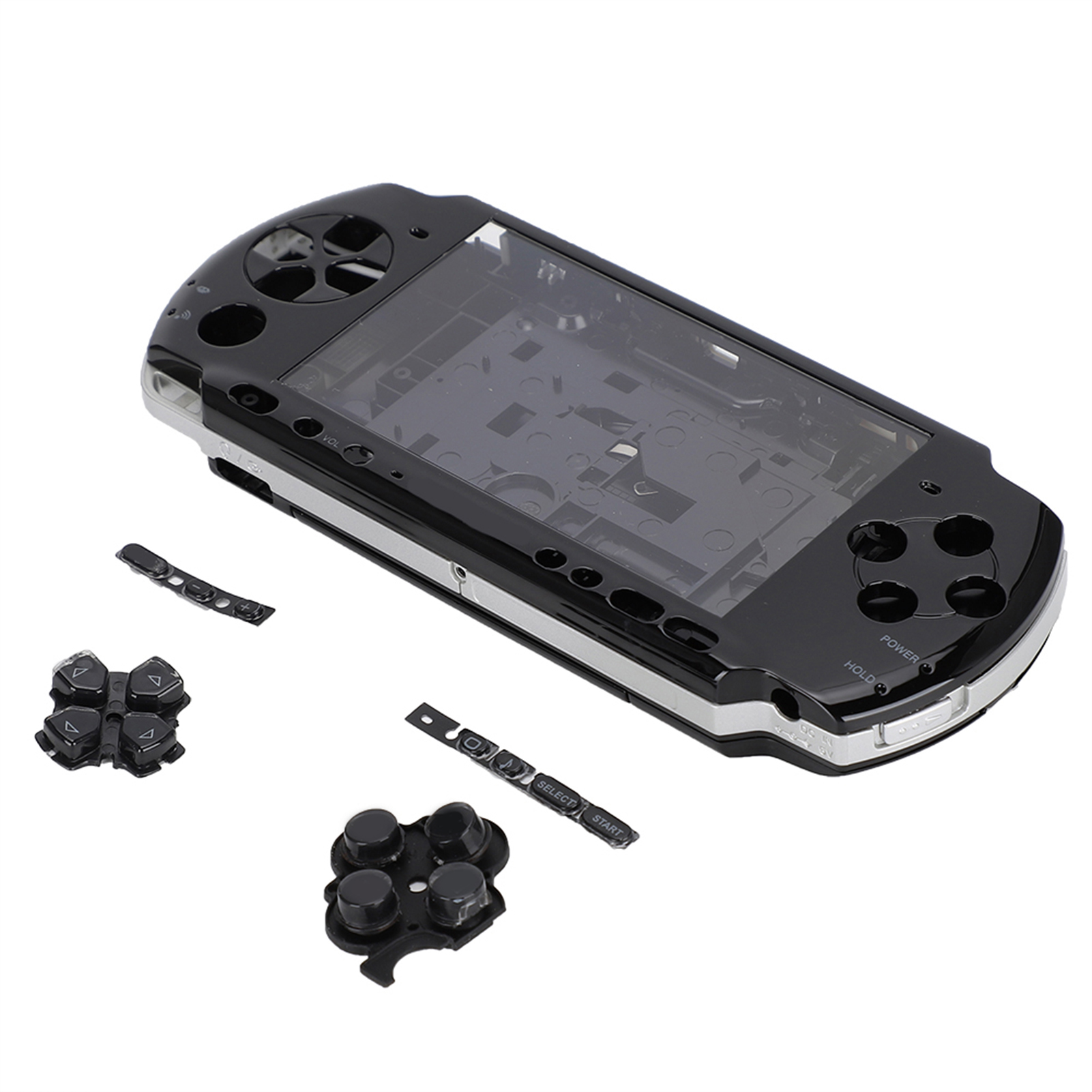 Housing-Shell-Faceplate-Case-Cover-Replace-For-PS-P-1000-2000-3000-Game-Console miniature 47