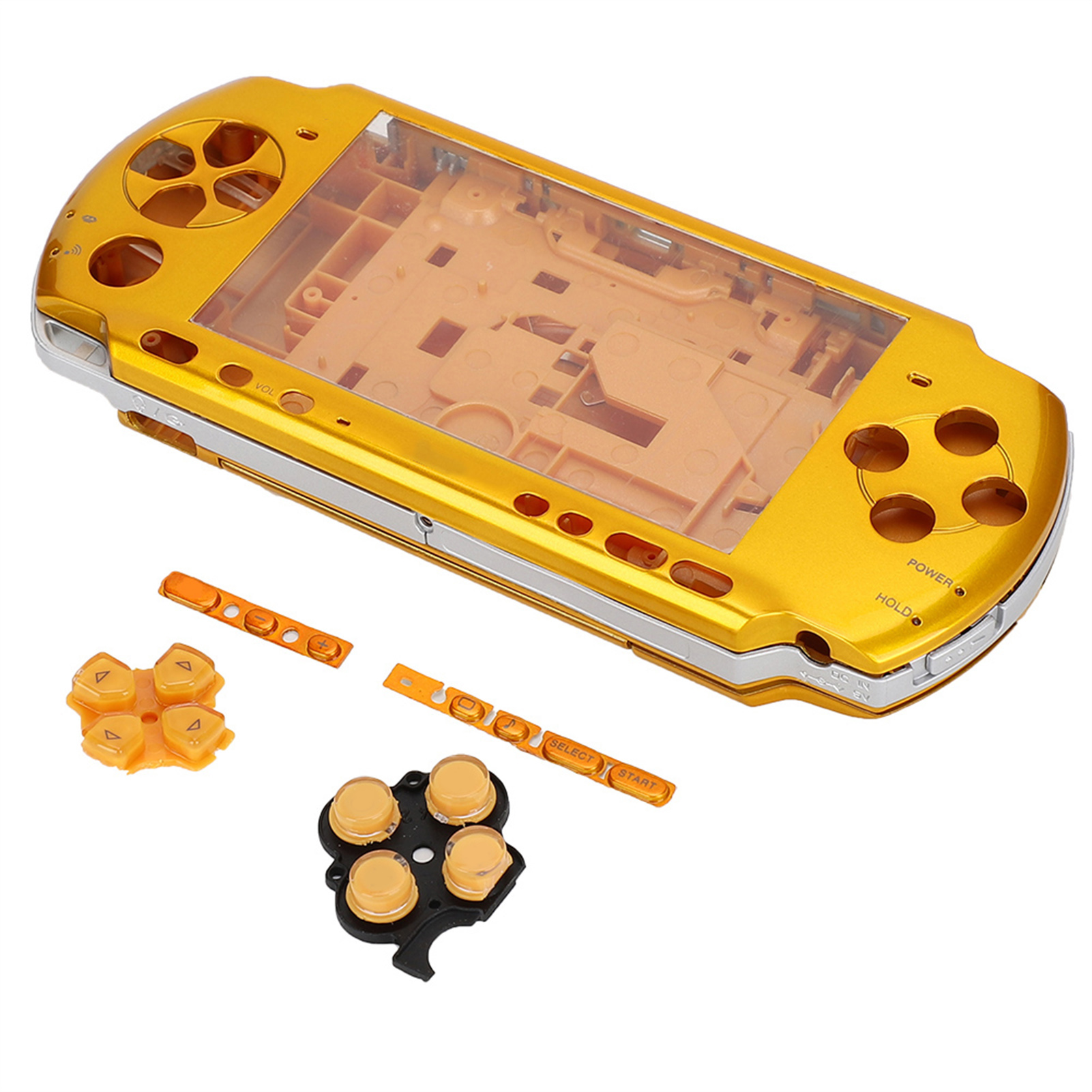 Housing-Shell-Faceplate-Case-Cover-Replace-For-PS-P-1000-2000-3000-Game-Console miniature 53