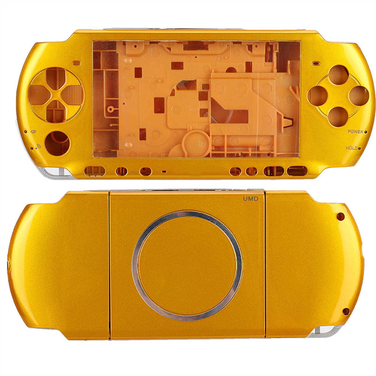 Housing-Shell-Faceplate-Case-Cover-Replace-For-PS-P-1000-2000-3000-Game-Console miniature 54