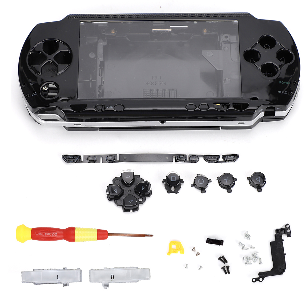 Housing-Shell-Faceplate-Case-Cover-Replace-For-PS-P-1000-2000-3000-Game-Console miniature 18