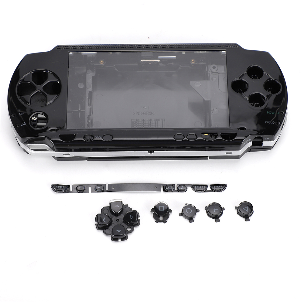Housing-Shell-Faceplate-Case-Cover-Replace-For-PS-P-1000-2000-3000-Game-Console miniature 17
