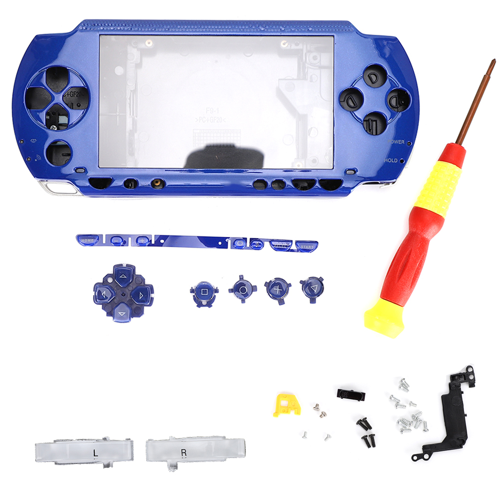 Housing-Shell-Faceplate-Case-Cover-Replace-For-PS-P-1000-2000-3000-Game-Console miniature 23
