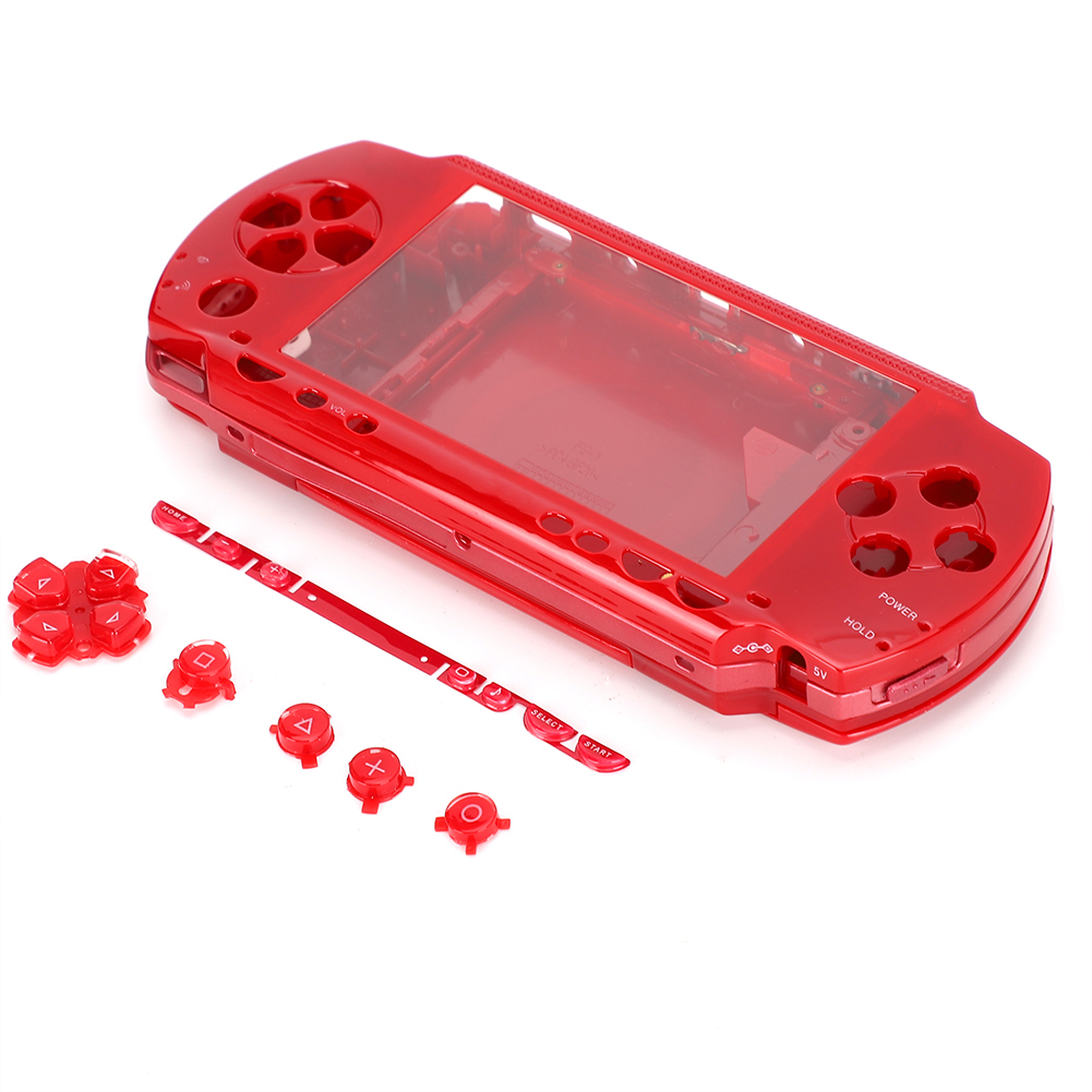 Housing-Shell-Faceplate-Case-Cover-Replace-For-PS-P-1000-2000-3000-Game-Console miniature 27