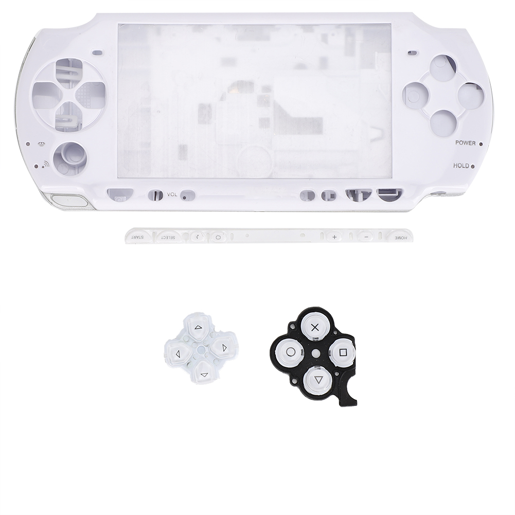 Housing-Shell-Faceplate-Case-Cover-Replace-For-PS-P-1000-2000-3000-Game-Console miniature 28