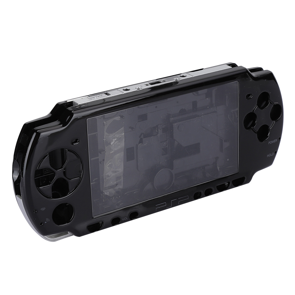Housing-Shell-Faceplate-Case-Cover-Replace-For-PS-P-1000-2000-3000-Game-Console miniature 32
