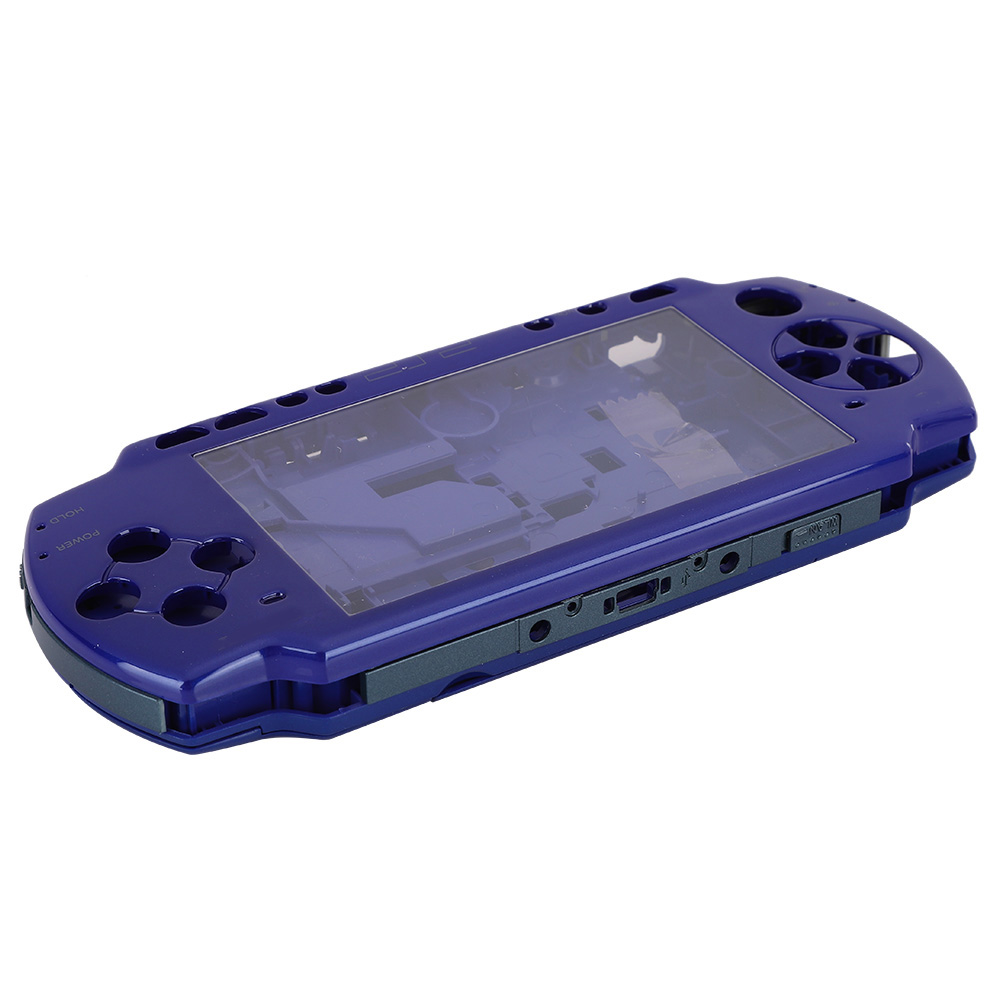 Housing-Shell-Faceplate-Case-Cover-Replace-For-PS-P-1000-2000-3000-Game-Console miniature 38