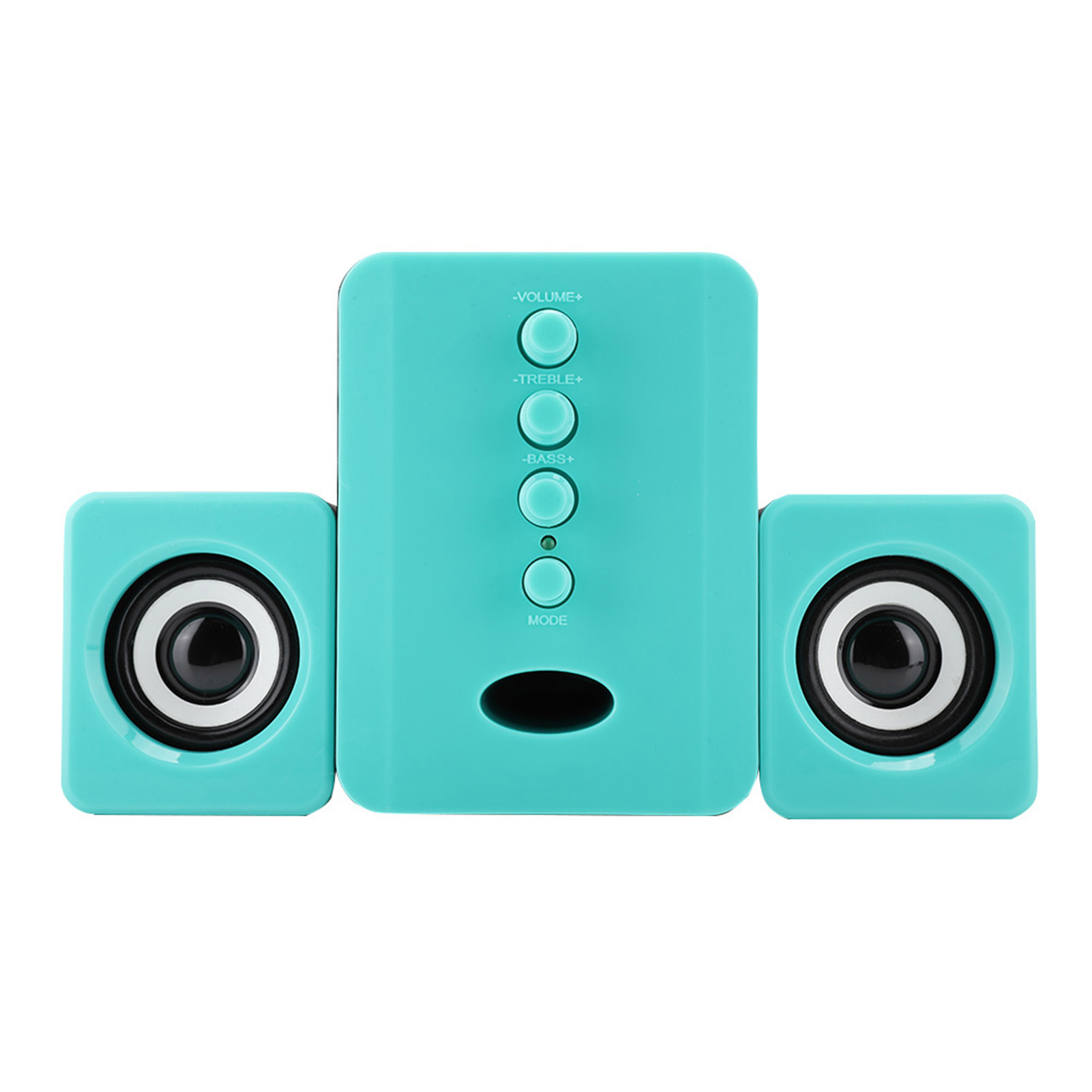 SADA-Bluetooth-Computer-Speaker-Desktop-Laptop-PC-Stereo-Subwoofer-Multimedia thumbnail 83