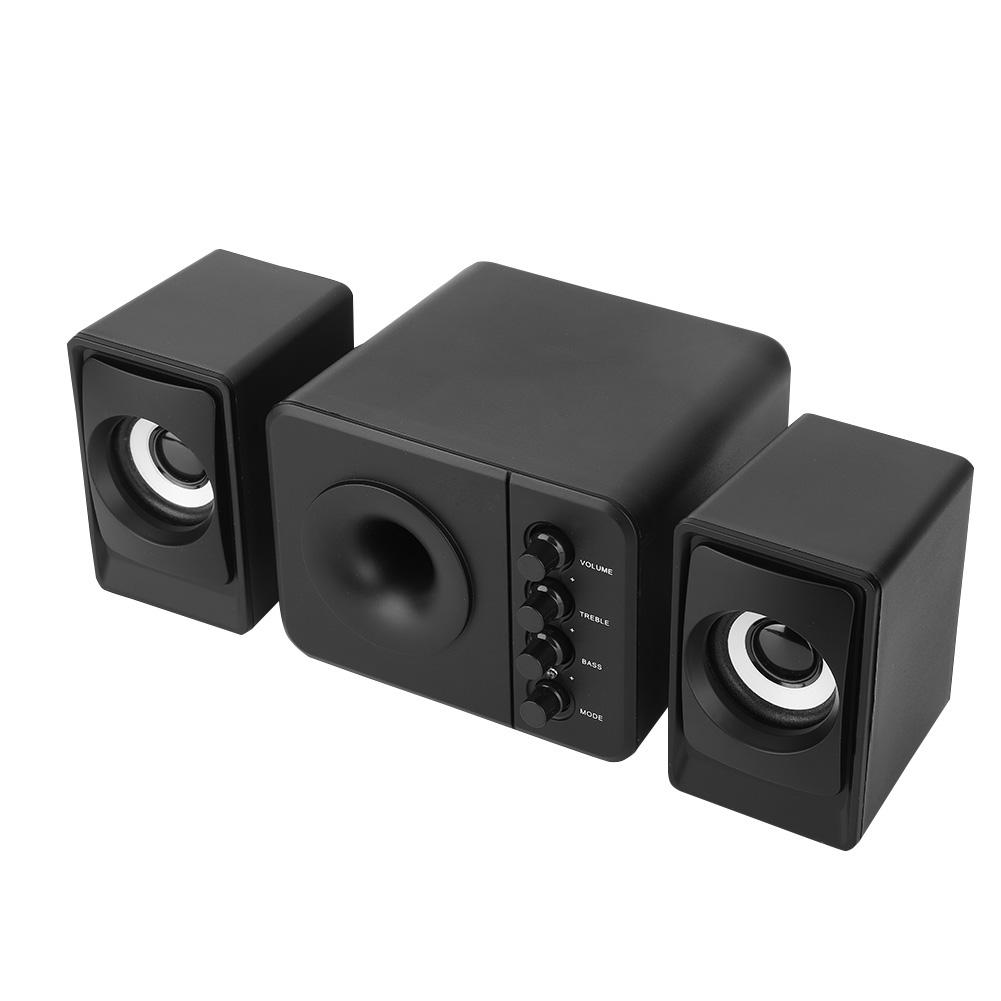 SADA-Bluetooth-Computer-Speaker-Desktop-Laptop-PC-Stereo-Subwoofer-Multimedia thumbnail 77