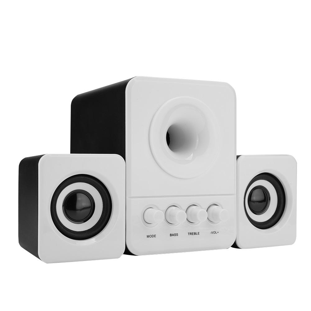 SADA-Bluetooth-Computer-Speaker-Desktop-Laptop-PC-Stereo-Subwoofer-Multimedia thumbnail 80