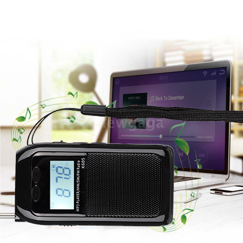 Portable-Digital-World-Full-Band-Radio-Receiver-FM-MW-SW-DAB-Radio-MP3-Player thumbnail 14
