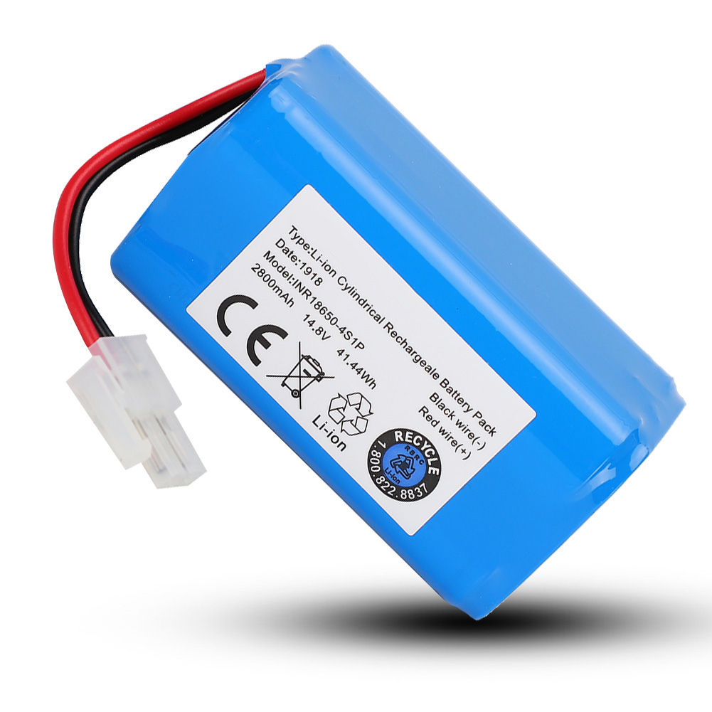 Replacement Battery For Robot Ilife A4 A4s A6 V7 Deebot