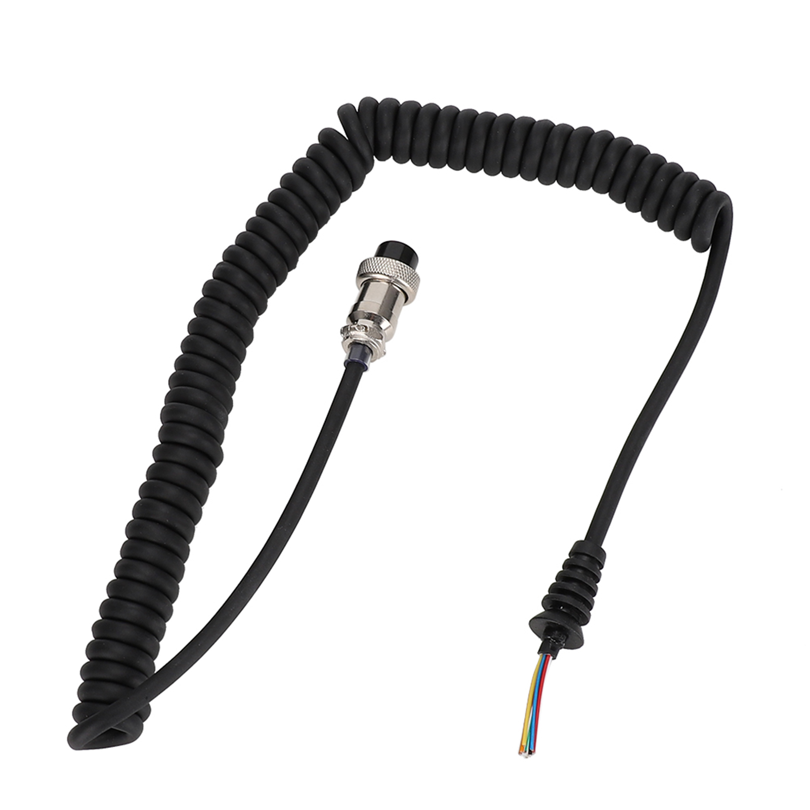 Microphone-Cable-Cord-8Pin-Compatible-w-Kenwood-TM-331A-TM-431A-TM-531A-TM-241A thumbnail 19