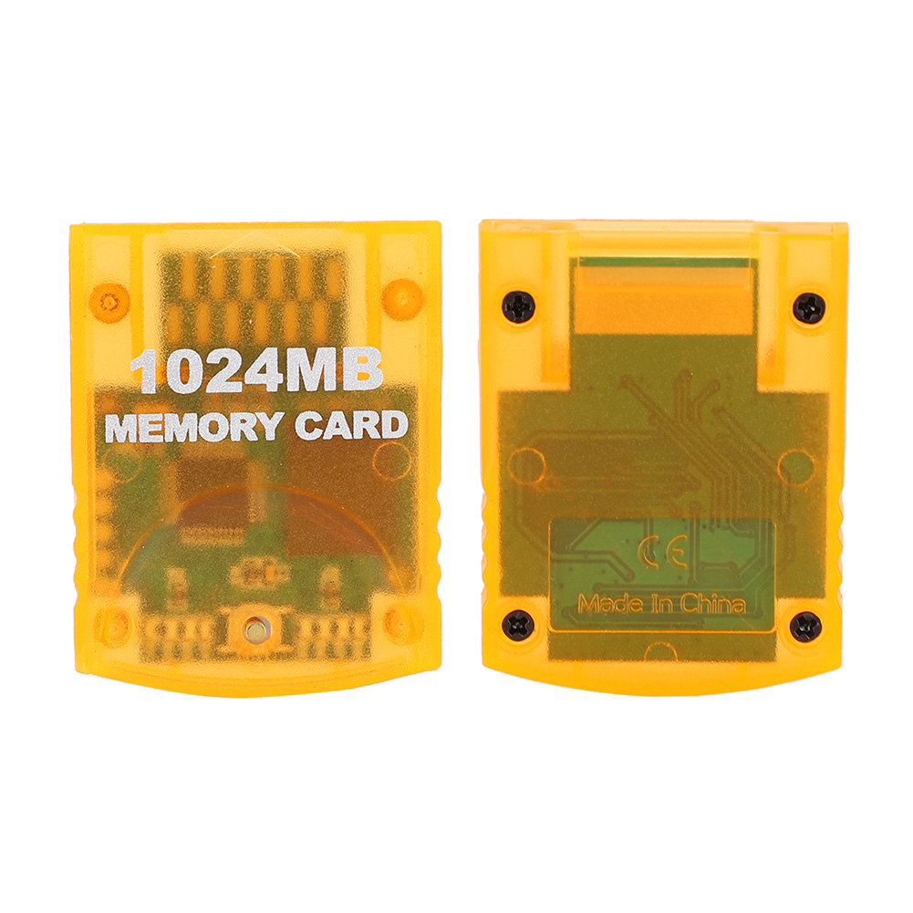 8M-32M-128M-256M-512M-1024M-Memory-Card-for-PSS2-Wii-NGC-Gamecube-Game-Console miniature 27
