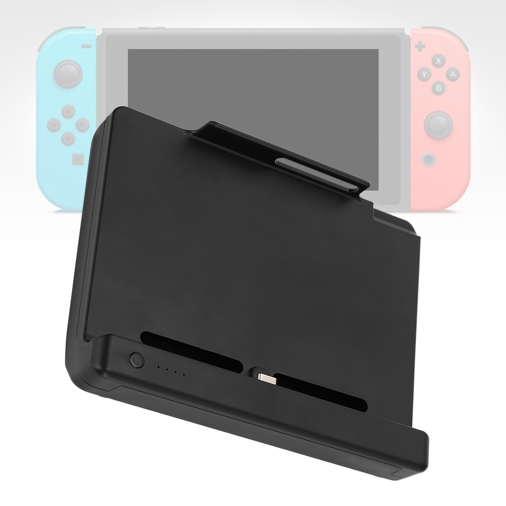 10000mAh-Battery-Charger-Case-Power-Bank-Cover-Stand-Holder-for-Nintendo-Switch 縮圖 2