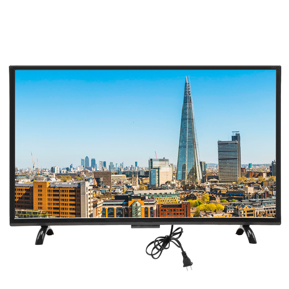 32-034-43-034-55-034-4K-HDR-Smart-TV-1080P-HD-WiFi-USB-HDMI-3000R-Television-for-Android miniature 24