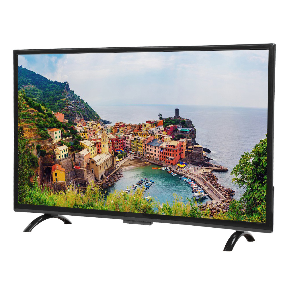 32-034-43-034-55-034-4K-HDR-Smart-TV-1080P-HD-WiFi-USB-HDMI-3000R-Television-for-Android miniature 17