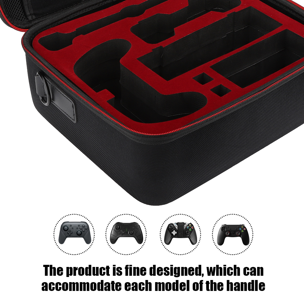 Game-Console-Storage-Bag-Organizer-Protective-Carrying-Case-Cover-For-Nintendo thumbnail 5