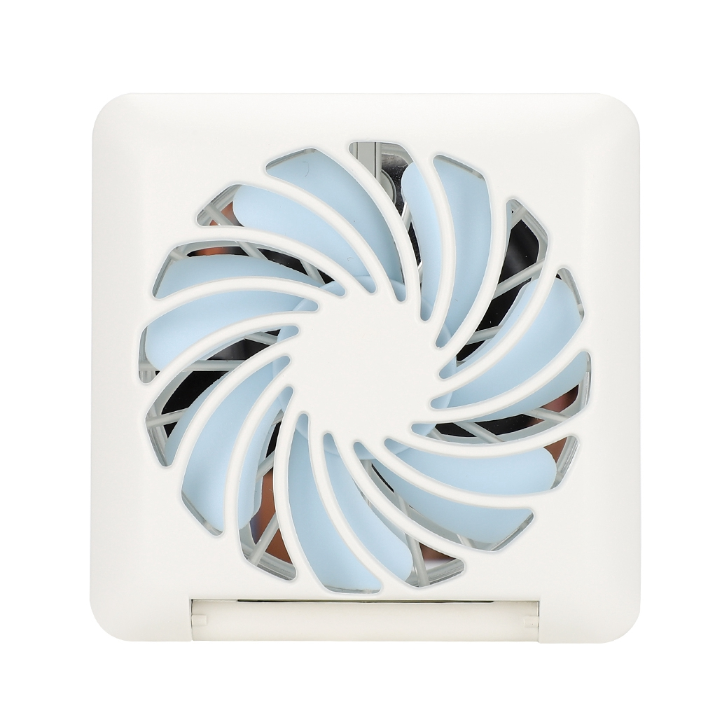 Portable-Mini-Fan-with-Makeup-Mirror-amp-Phone-Stand-Handheld-Mobile-Phone-Bracket thumbnail 12