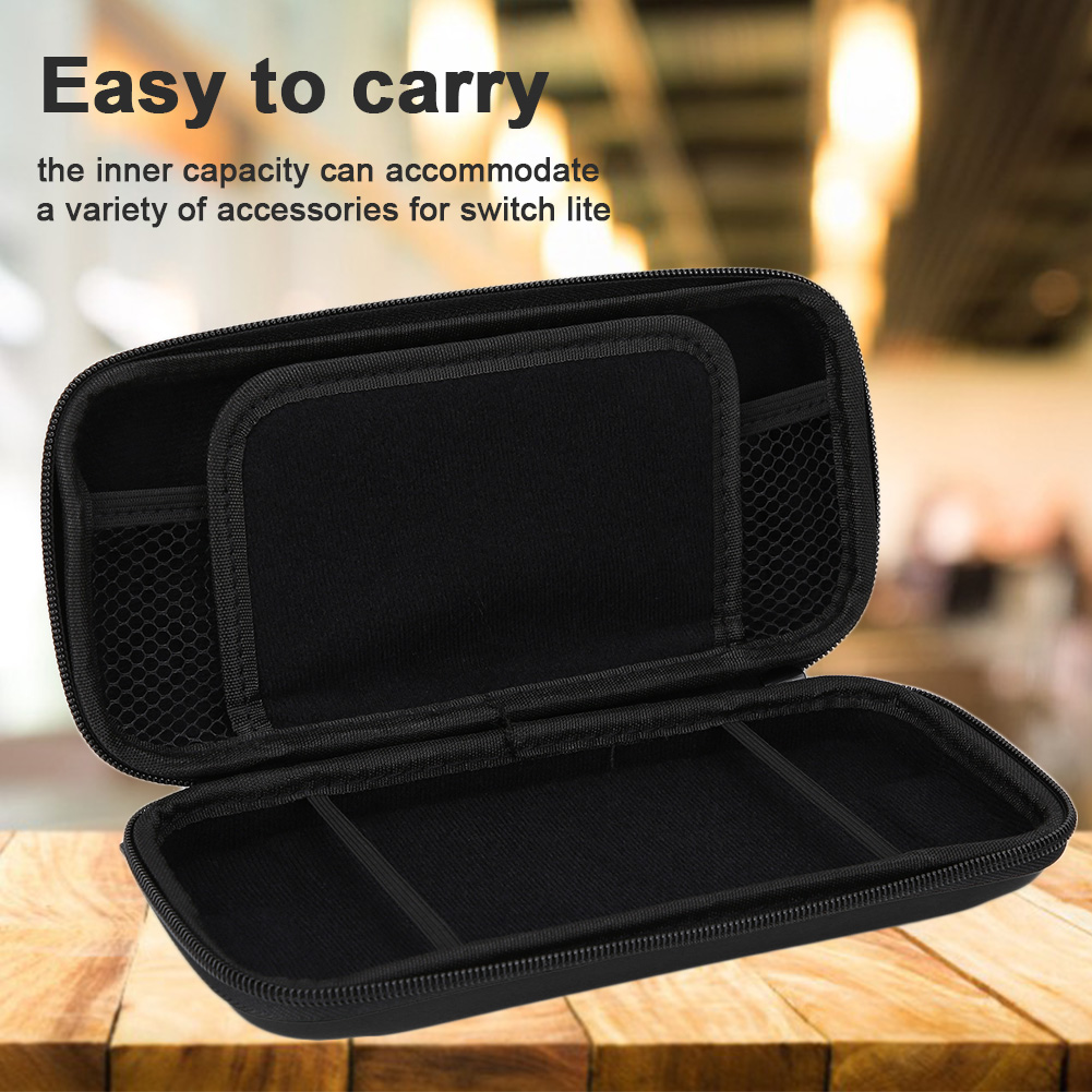 Game-Console-Storage-Bag-Organizer-Protective-Carrying-Case-Cover-For-Nintendo thumbnail 17