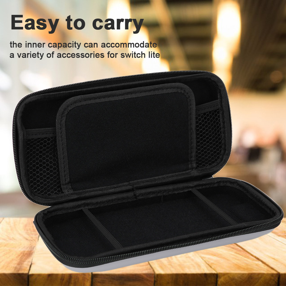 Game-Console-Storage-Bag-Organizer-Protective-Carrying-Case-Cover-For-Nintendo thumbnail 20