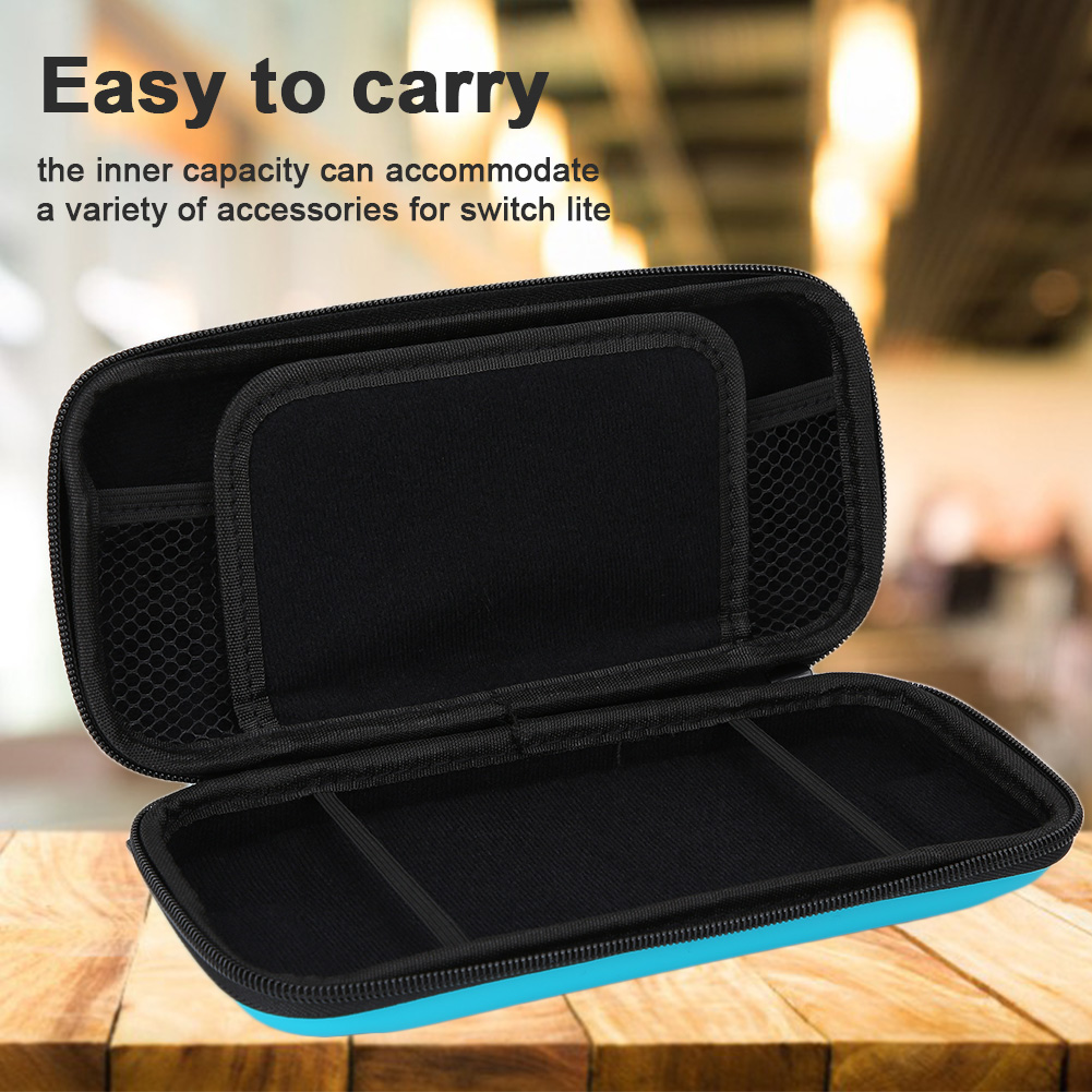 Game-Console-Storage-Bag-Organizer-Protective-Carrying-Case-Cover-For-Nintendo thumbnail 24