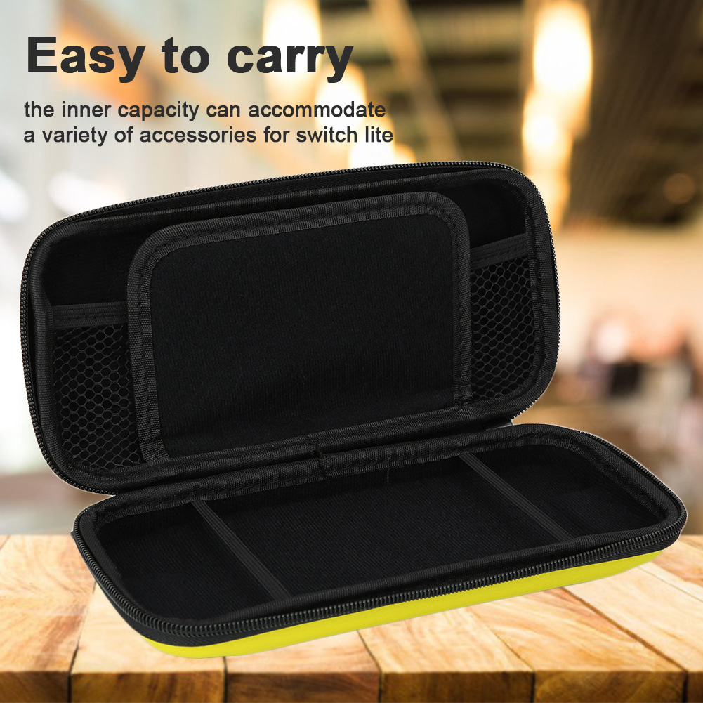 Game-Console-Storage-Bag-Organizer-Protective-Carrying-Case-Cover-For-Nintendo thumbnail 28
