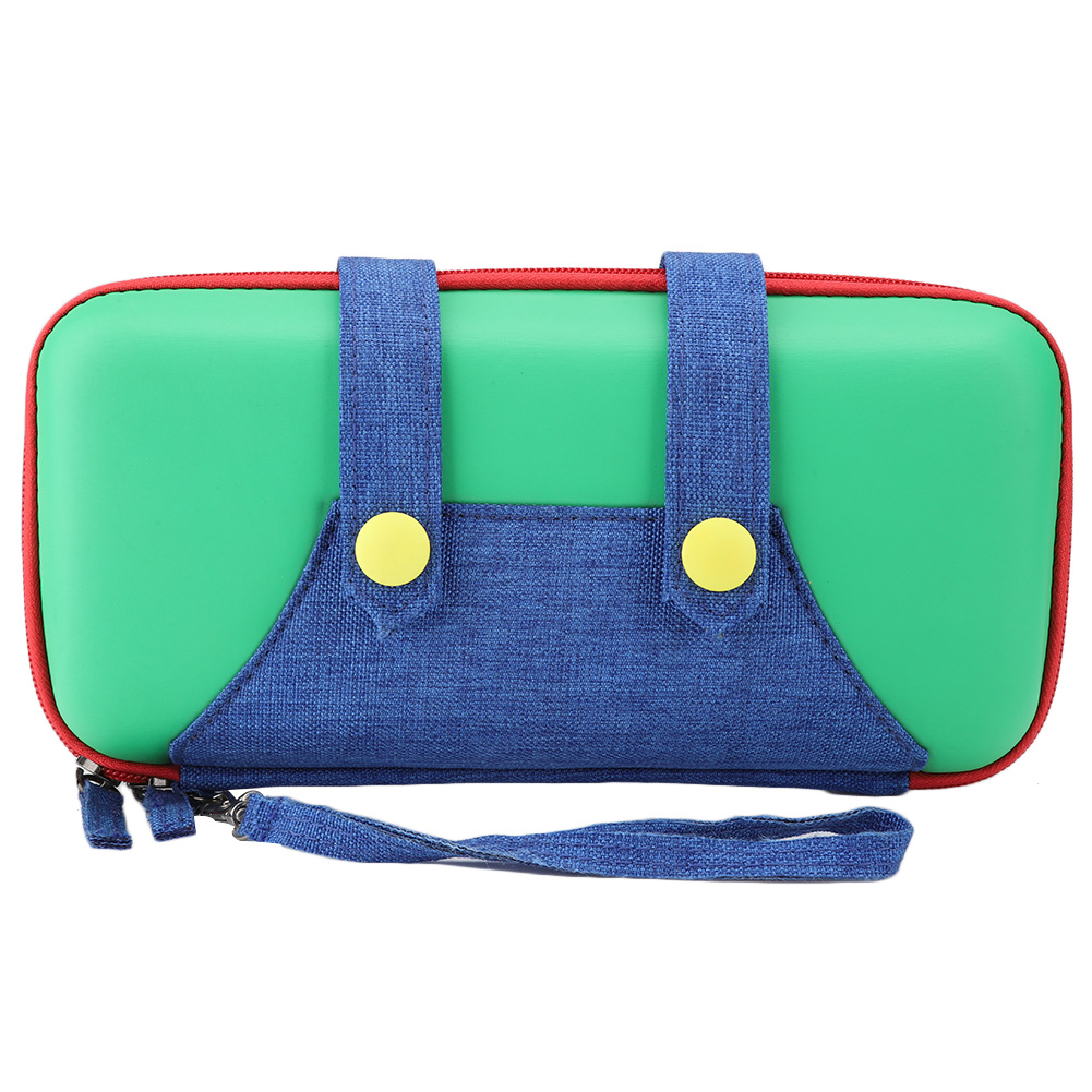 Game-Console-Storage-Bag-Organizer-Protective-Carrying-Case-Cover-For-Nintendo thumbnail 8
