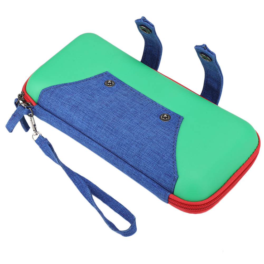 Game-Console-Storage-Bag-Organizer-Protective-Carrying-Case-Cover-For-Nintendo thumbnail 9