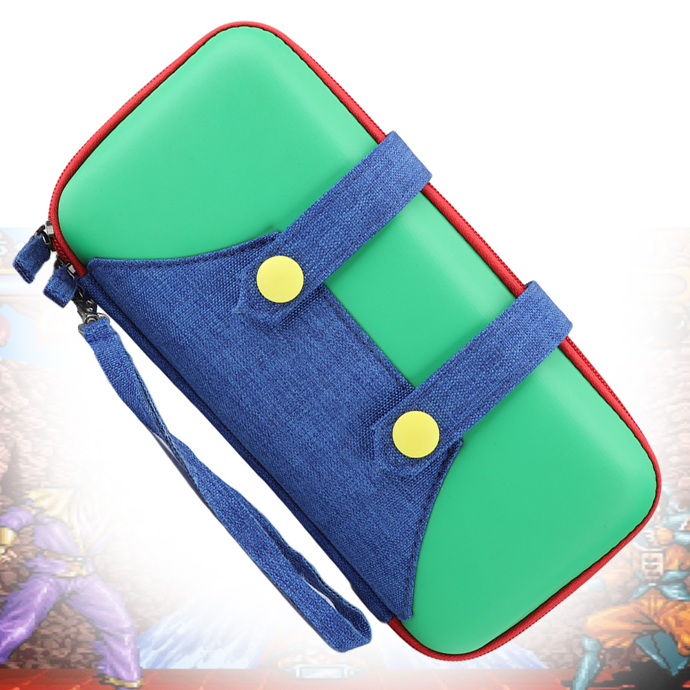 Game-Console-Storage-Bag-Organizer-Protective-Carrying-Case-Cover-For-Nintendo thumbnail 10