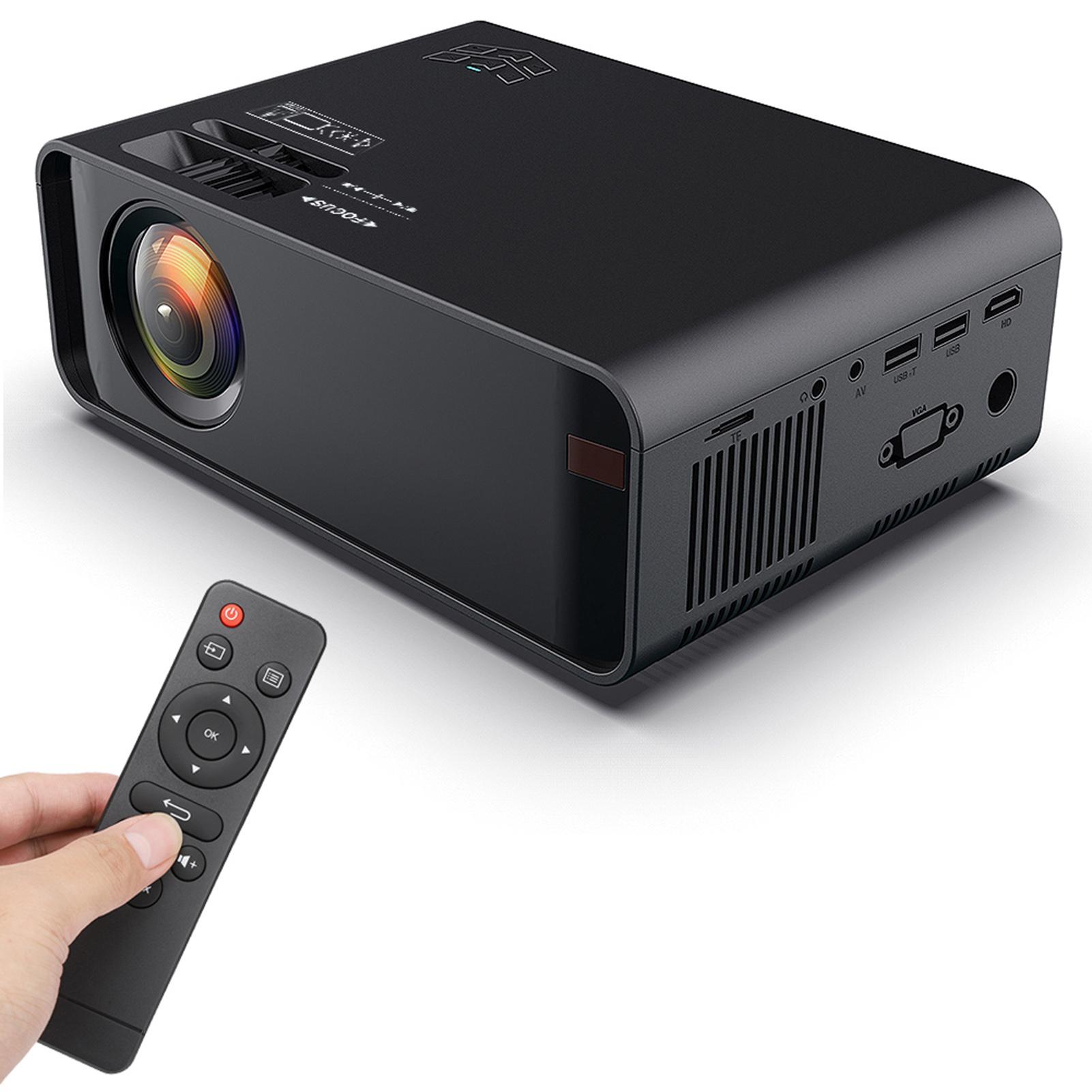 Android-4k-3d-HD-1080p-12000-Lumen-LED-Projektor-WIFI-BT-Heimkino-Cinema-HDMI Indexbild 19