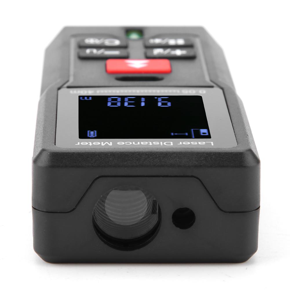 40-100M-Telemetro-Laser-Misuratore-di-Distanza-Metro-Distanziometro-Rangefinder thumbnail 20