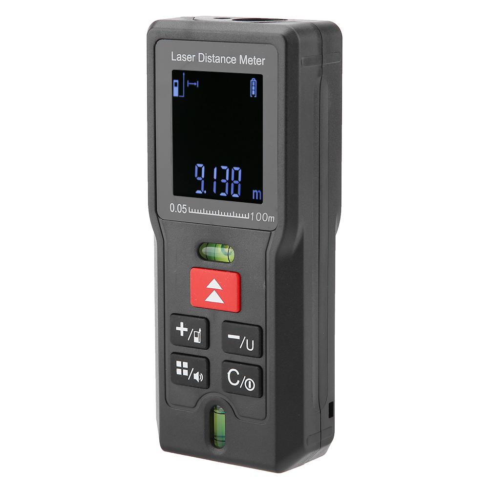 40-100M-Telemetro-Laser-Misuratore-di-Distanza-Metro-Distanziometro-Rangefinder thumbnail 22