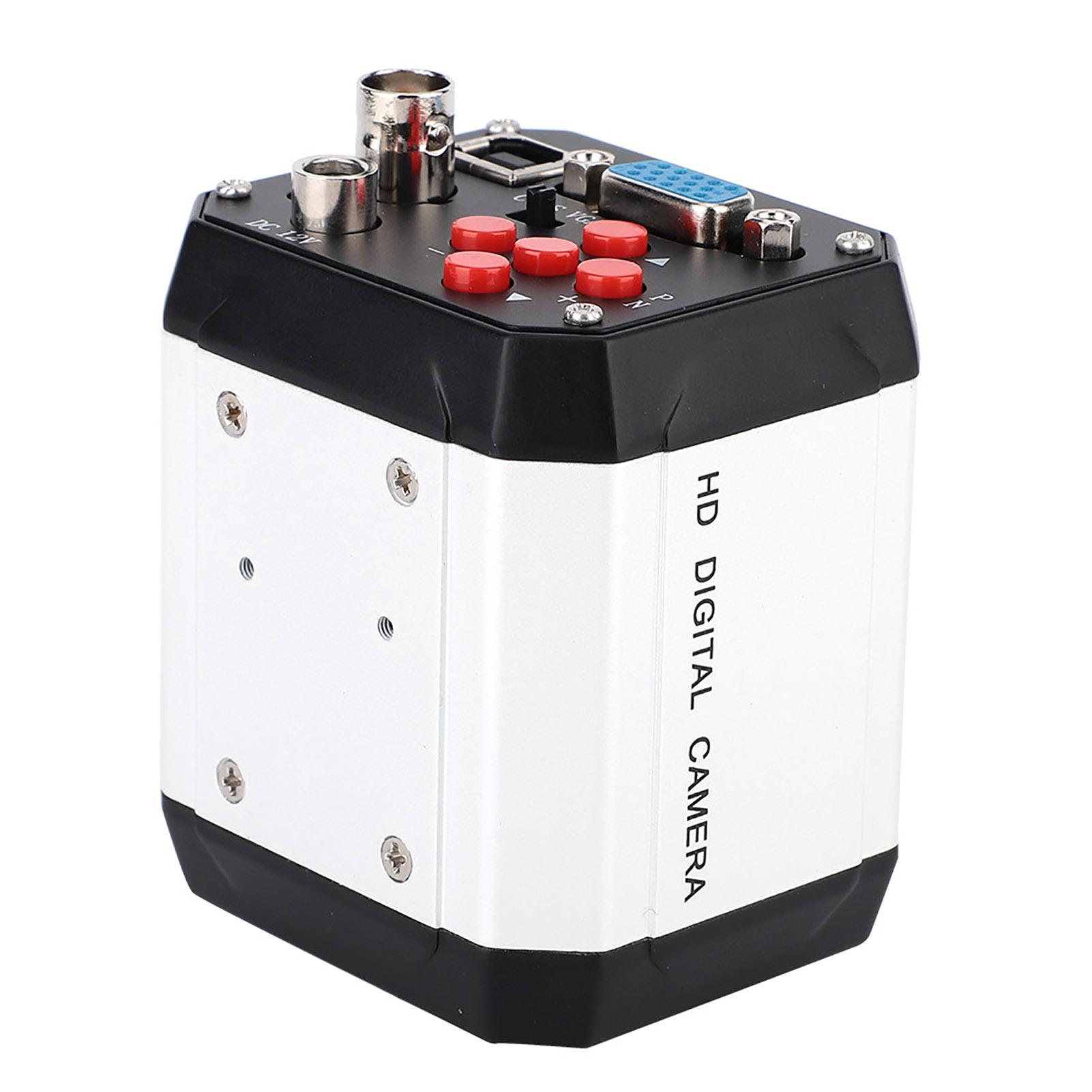100-240V-2-Megapixel-Industry-Microscope-Camera-C-mount-Video-Camera-1-2-5inch thumbnail 14