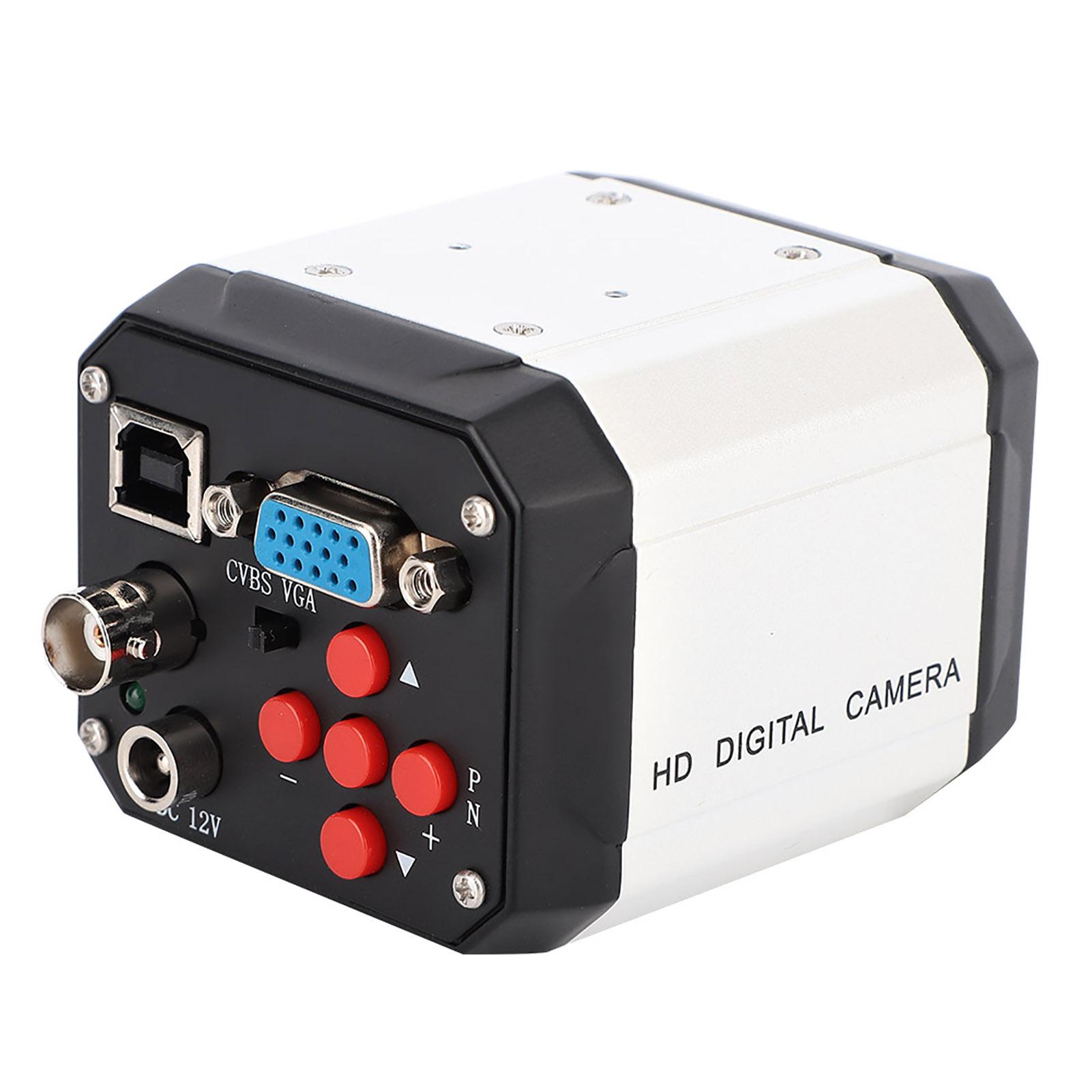100-240V-2-Megapixel-Industry-Microscope-Camera-C-mount-Video-Camera-1-2-5inch thumbnail 15