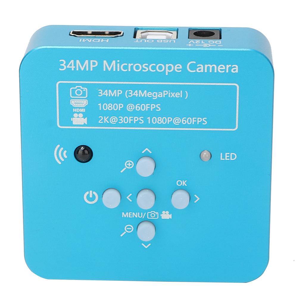 34MP-HD-HDMI-USB-Digital-Industrial-Microscope-Camera-100-240V thumbnail 17