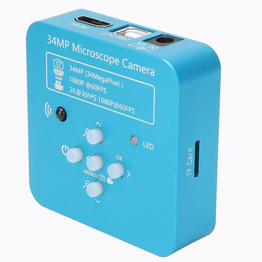 34MP-HD-HDMI-USB-Digital-Industrial-Microscope-Camera-100-240V thumbnail 18