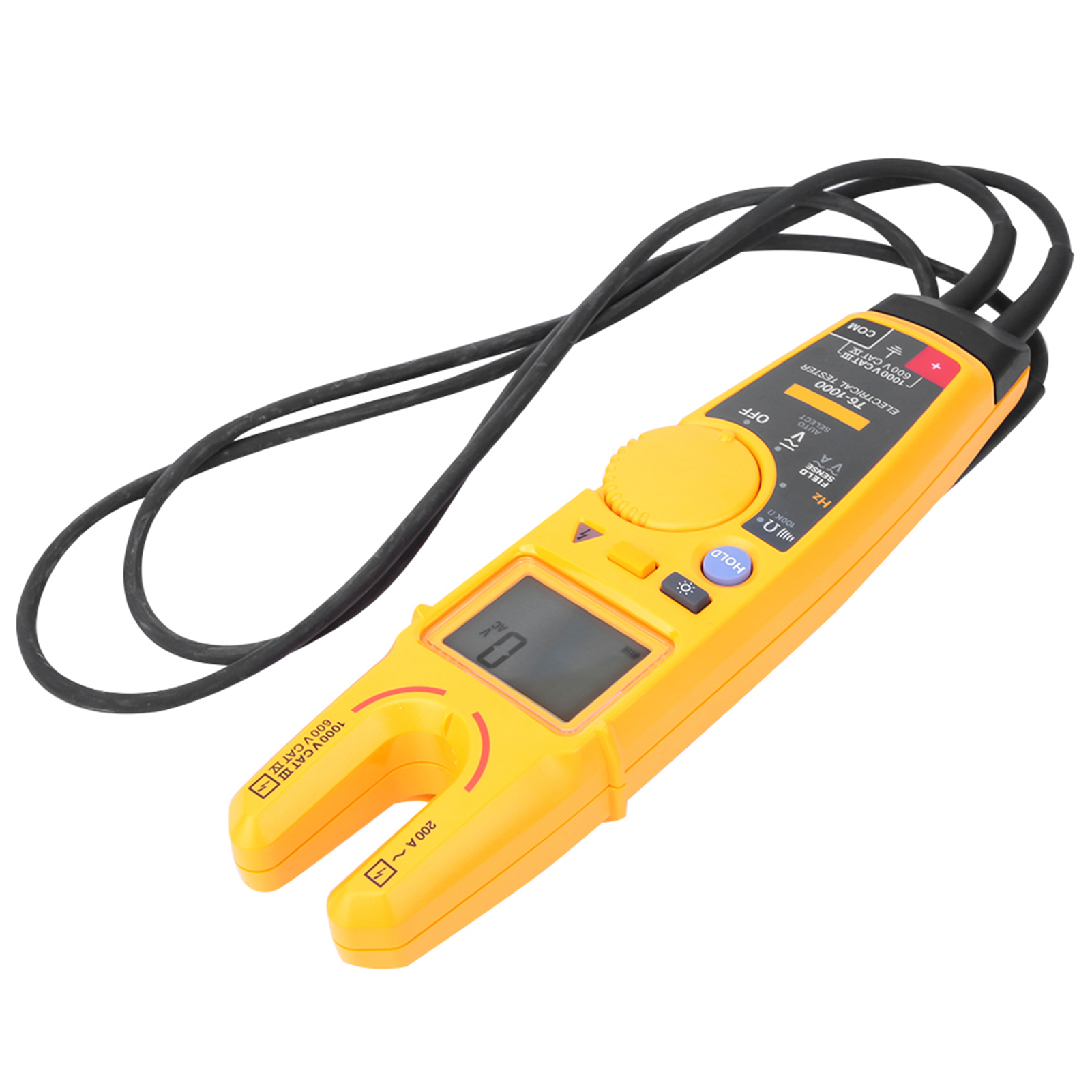 Fluke-T6-600-T6-1000-Electrical-Tester-Non-contact-Voltage-Clamp-Tester miniature 18