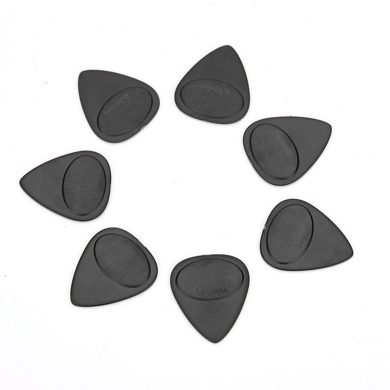 10Pcs-Guitar-Picks-Plectrums-Mediator-Musical-Instrument-Accessories-0-46mm-1mm thumbnail 14