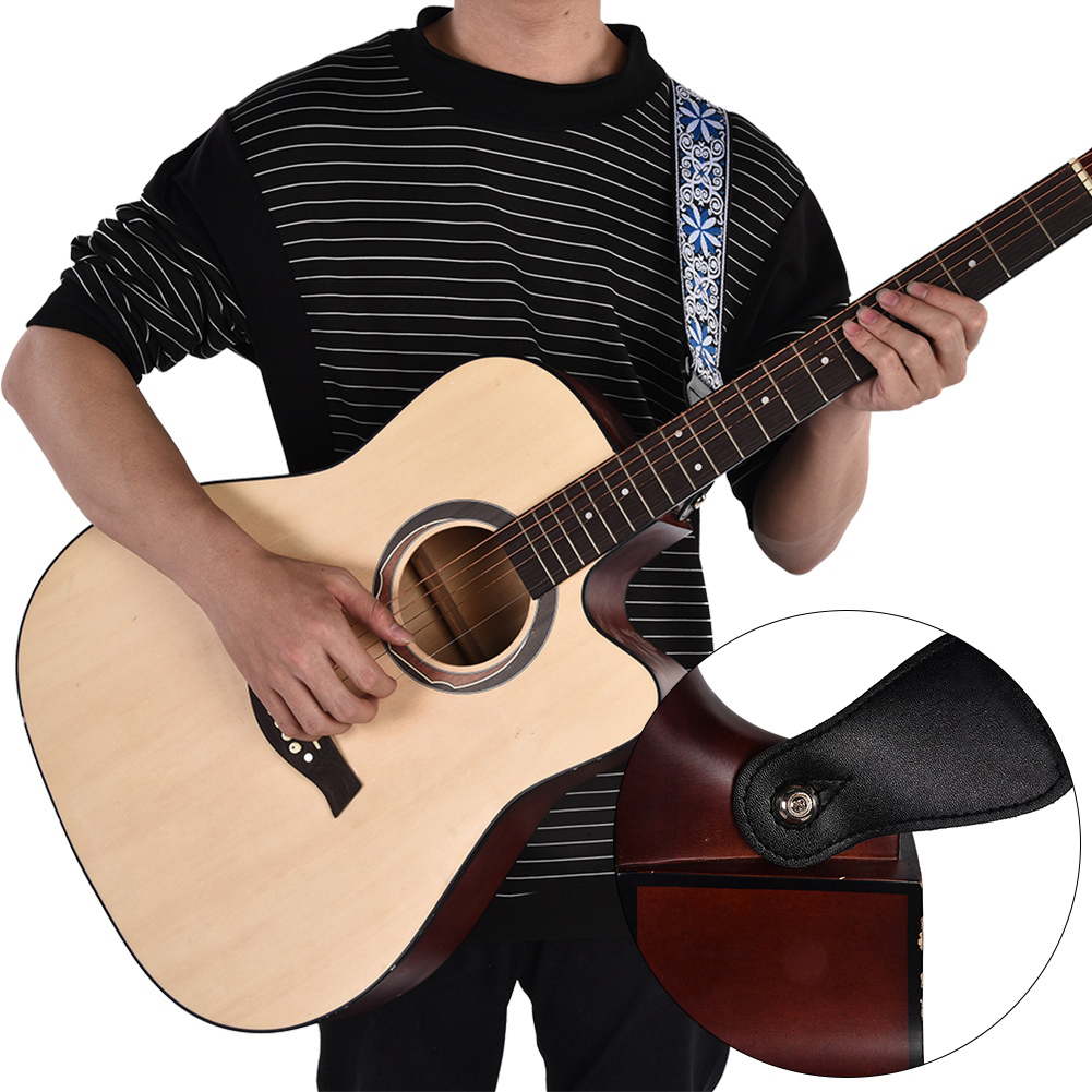 Adjustable-Soft-Strap-Embroidered-Pattern-Belt-for-Classic-Electric-Guitars-Bass thumbnail 10
