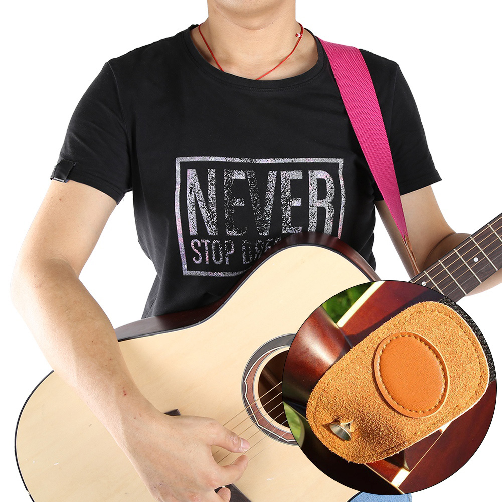 Useful-Universal-Guitar-Strap-Adjustable-for-Electric-Acoustic-Guitar-Bass-New thumbnail 10