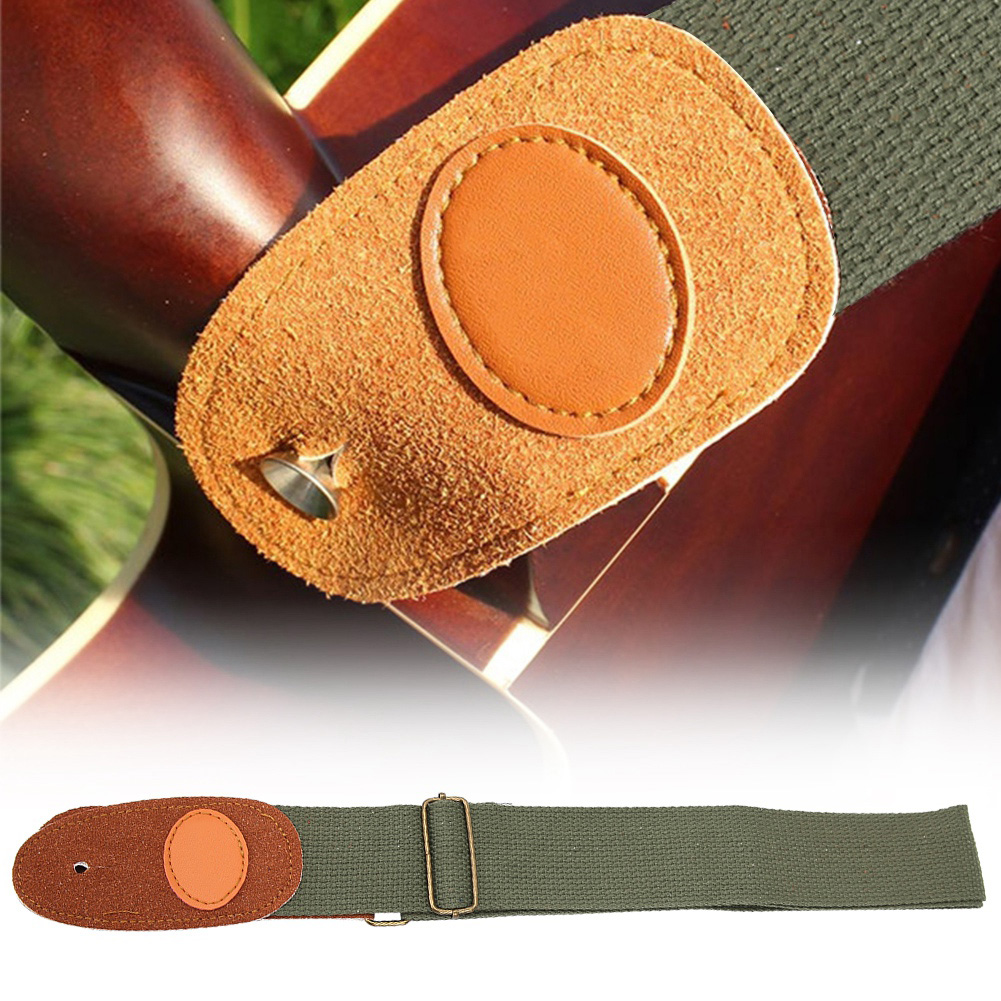 Useful-Universal-Guitar-Strap-Adjustable-for-Electric-Acoustic-Guitar-Bass-New thumbnail 12