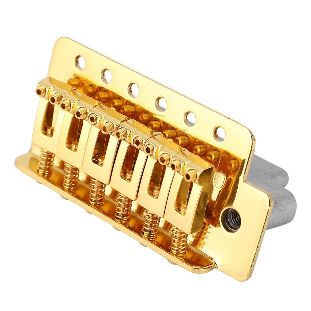 6String-Electric-Guitar-Tremolo-Bridge-System-Neck-Plate-Set-for-ST-Strat-Guitar thumbnail 11