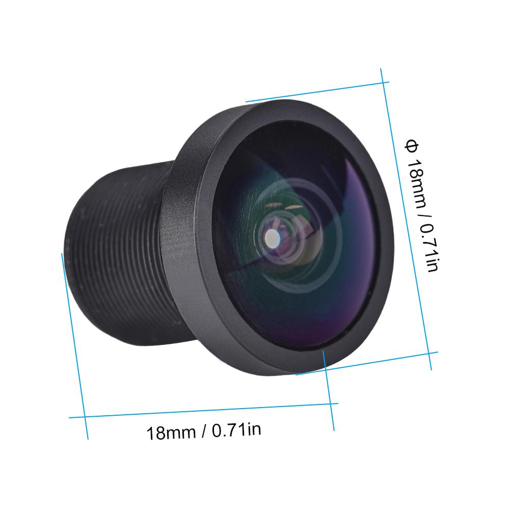 Weitwinkel-Makro-Kamera-Objektiv-Ersatz-Fuer-GoPro-4-3-3-Fotografie-Zubehoer Indexbild 14