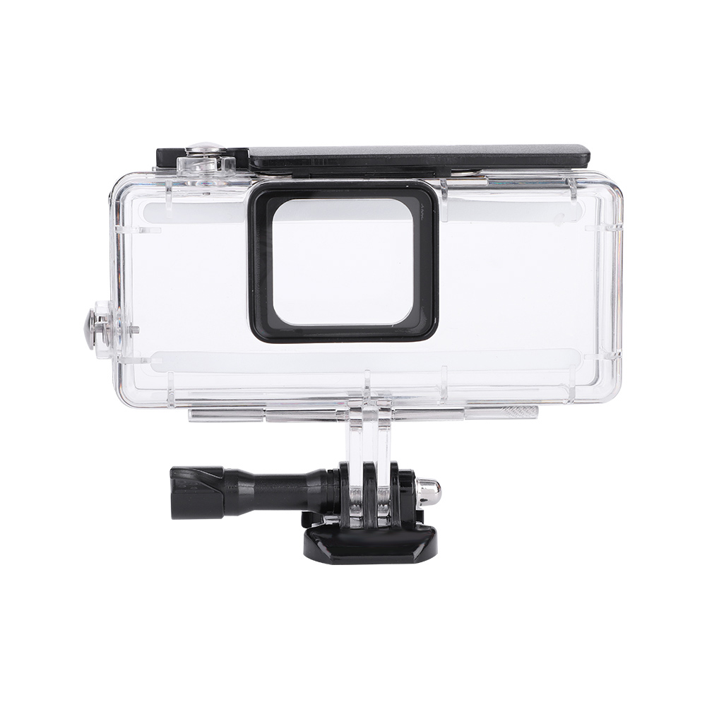 Protective-Diving-Housing-Shell-Extended-Side-Battery-for-Gopro-Hero-5-6-Camera thumbnail 17