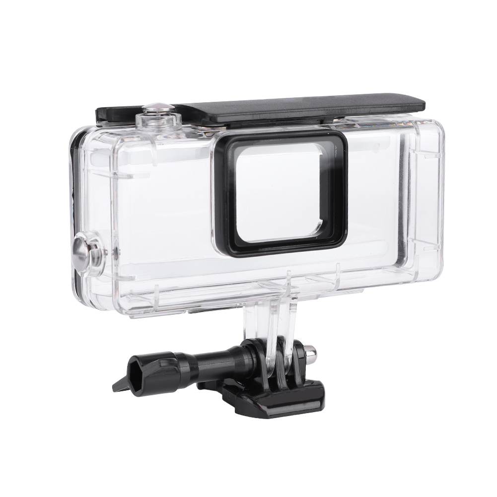 Protective-Diving-Housing-Shell-Extended-Side-Battery-for-Gopro-Hero-5-6-Camera thumbnail 18